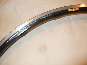 Mavic Ksyrium SL, Superlight Premium Clincher Rim, FRONT, 18 Holes