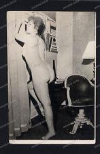 Vintage-Photo-Frau-Nackt-Akt-Erotik-Nude-Woman-Posing-Pin-Up-Sexy-Girl-5