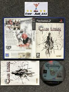 Playstation 2 Game - Chaos Legion (Superb Complete Condition) UK PAL
