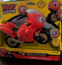 Ricky Zoom Lights and Sounds Ricky