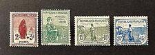 France 1917 *** Orphelins *** N°s 148 à 151 *** Neufs Sans Charnière  TTBE