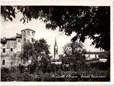 Cartolina Monticelli d'Ongina Scorcio Panoramico  1951 (GS561) ^