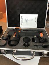 Lnchet open box tested massage gun