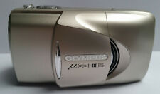 OLYMPUS μ [mju:] - III 115 Compact 35mm Film Camera - Excellent condition
