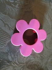 Fisher Price Fun with Food Rolling Dough Cookie Cutter baking rollin pink flower