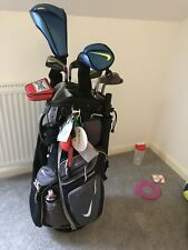 Nike Performance Hybrid Stand Carry Golf Bag 14 Way Divider