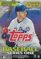 Topps Series 1 2020 Baseball WM Relic Blaster Box -7 PACKS