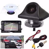 Auto Car Rear View Camera Vehicle Camera Backup 170 Angle Reverse Parking Camera
