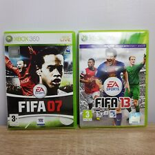 XBOX 360 FIFA BUNDLE - FIFA 07 & FIFA 13