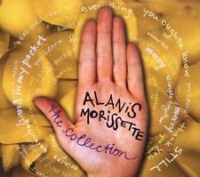 ALANIS MORISSETTE - THE COLLECTION CD & DVD SPECIAL LIMITED EDITION (NEW/SEALED)