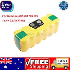 For Irobot Roomba 537 577 630 650 770 780 880 14.4V Vacuum Cleaner Battery NI-MH
