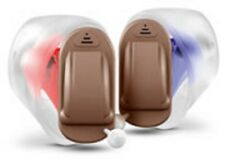 Siemens Signia Silk Primax 2px INSTANT FIT CIC Hearing Aid