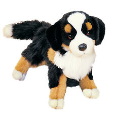 Douglas TREVOR Bernese Mountain dog plush Stuffed Animal New