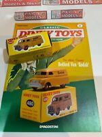DeAgostini / Dinky Toys No.480 BEDFORD VAN KODAK Also includes Magazine NEW