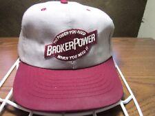 vintage trucker hat BROKER POWER COUNTYWIDE FINANCE