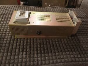 Vintage Farfisa Solid State Amplifier! MAKE OFFER! CLEAN WORKING MOTOR!