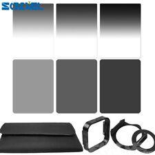 55MM Graduated Neutral Density ND 2 4 8 Lens Filter Kit Set for Cokin P Series