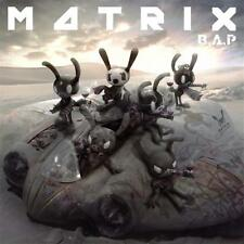 B.A.P 4TH MINI ALBUM [ MATRIX ] PHOTOBOOK+ PHOTO CARD BAP NEW
