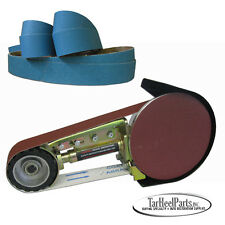 "MultiTool 2"" x 36"" Attachment + Zirconium Sanding Belt Sampler Kit"