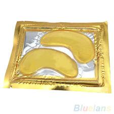 Augen-Schablonen-Goldkristallkollagen-Augen-Masken