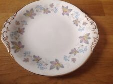 Paragon Enchantment Pattern  1 Cake Plate 26 by 23cm 1st Quality.