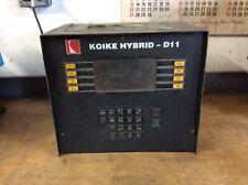 New Listingkoike Cnc Controller Hybrid D11 001 Used For Partsrepair