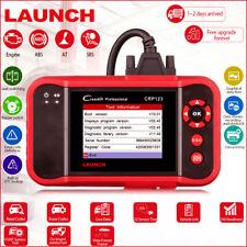 LAUNCH X431V CRP123 Car Diagnostic Tool OBD2 Scanner ABS SRS Engine Transmission