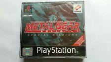 """PS1/PS2/PS3 """"Metal Gear Solid special Missions Big-Box""""  -Neu orginal Verpackt-"""