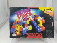 Super Nintendo (SNES) - Tetris 2 - NTSC