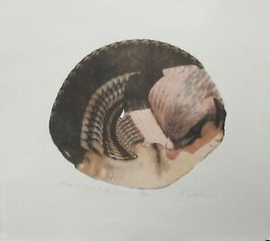 THE MAJESTIC ARTIST PROOF LIMITED SIGNED ETCHING
