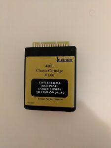 Lexicon 480L Classic Cart