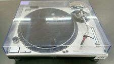 TECHNICS SL-1200MK2 Manual Stereo Turntable Direct Drive BEST DJ Turntable Made!