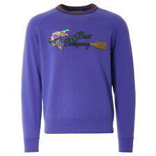 Best Company Anatra Crewneck Sweater Jumper 69 2123 in Oltremare - Various Sizes
