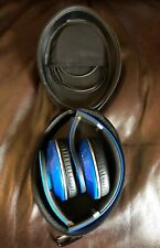 Monster Beats by Dr. Dre Studio Wired Over-Ear Headphones (Blue)