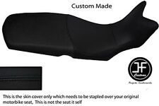 BLACK AUTOMOTIVE VINYL CUSTOM FITS BMW F 650 GS 2008-2012 SEAT COVER ONLY
