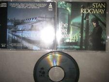RARE CD Stan Ridgway – The Big Heat IRS Records AOR Oingo Boingo Midnight Oil