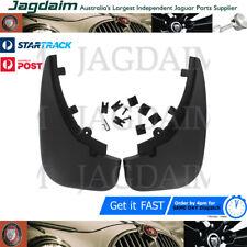 New Jaguar XJ8 Front Mud Flap Splash Guard set 1998 - 2003 JLM20436