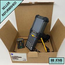 Symbol Motorola Mc9190 Ga0sweqa6wr Wireless Barcode 1d Laser Scanner Windows 65