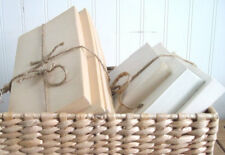 Oversized Book Bundles Bound with Jute, Trendy AND Thrifty Home Decor