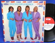 LP ABBA - GRACIAS POR LA MUSICA /CANADA // spanish versions / SPANISCH GESUNGEN