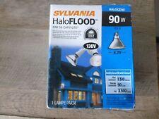 """FLOOD LIGHT SYLVANIA CAPSYLITE PAR38 90 Watt 130 V BEAM HALOGEN 4.75"""" F/S"""