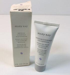 Mary Kay Medium-Coverage Foundation - Ivory 202 - 041999 - 1 Of Oz