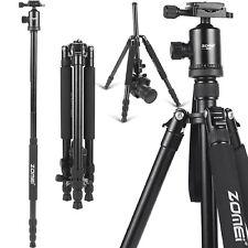 ZOMEI Z818 Heavy Duty Camera Tripod Monopod Ball Head for Canon Sony DSLR Camera