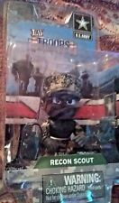 "LIL' ARMY TROOPS ""RECON SCOUT"" 3"" ACTION FIGURE"