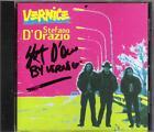 """STEFANO D'ORAZIO - RARO CD CON AUTOGRAFO """" VERNICE """""""