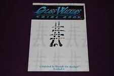 WEREWOLF / LOUP GAROU JDR Jeu de Role - Tribebook  6 : Glass Walkers