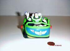 Disney Theme Park Buzz Lightyear Die Cast Space Ranger Spin Collection Original