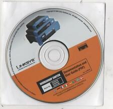 LINKSYS WORKGROUP SWITCH EZXS55W - EZXS88W - EZXS16W - CD ORIGINALE CISCO