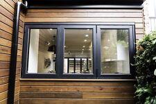 Bifold Window - Double Glazed - Aluminium - 1200h x 1810w