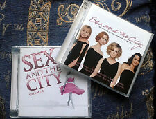 2CDS: SEX & THE CITY(DOUBLE) + SEX & THE CITY VOLUME 2 TOTAL 52 TRACKS